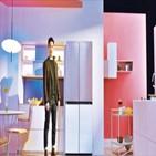 삼성전자,삼성,비스포크,기술,시장,냉장고,방식,반도체,공정,디자인