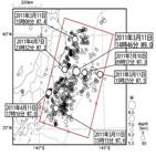 여진,지진,발생,동일본대지진,규모