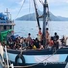 난민,미얀마,말레이시아,송환,불법체류자,미얀마인