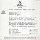 백기완,미국,한국,하원의원,한국인권문제연구소,선생,사료