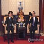 중국,협력,양국,외교부,한국,한중