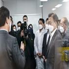 백신주사기,백신,대통령,생산업체,생산,지원