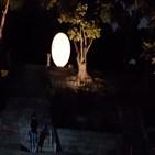 보름달,창경궁