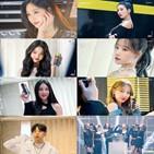 소유,아이즈원,공개,뮤직비디오