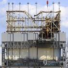 수위,격납용기,도쿄전력,후쿠시마,3호기,핵연료,저하