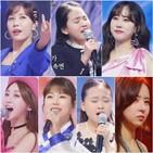 미스트롯2,별사,실력,양지은,은가은,김태연,김다현