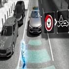 기능,차량,도로,충돌,운전자,이탈,차선,작동