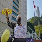 홍콩,중국,선거제,의원,행정장관,대한,보렐,선거,훼손