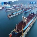 한국조선해양,수주,가격,상황,선박,올해,달러,수요,주가