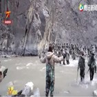 중국,충돌,인도군,공개,중국군,인도,영상