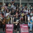 군부,미얀마,제재,쿠데타,국제사회,전날,체포