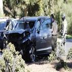 우즈,사고,차량,제네시스