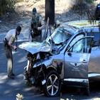 차량,우즈,사고,만점,제네시스,도로,미국