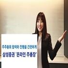 주총장,온라인,삼성증권