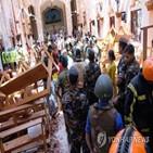 대통령,테러,보고서,스리랑카
