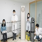 LG전자,공기과학연구소,분야,미생물