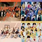 일본,사진,세븐틴,청춘,재킷,싱글