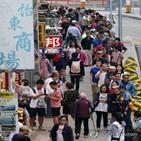 홍콩,중국,정부,선거,구의원,입법회,후보,야권,선거인단,의원