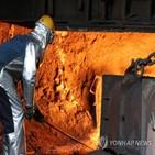 기술,수소환원제철,개발,수소,포스코,생산,고로,철광석