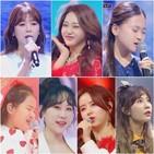 결승전,미스트롯2,양지은,홍지윤,김태연,김의영,김다현,은가은,음원,기록