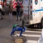 로봇,경찰견,사건,뉴욕,현장,투입