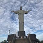 예수상,브라질,리우,거대,건립