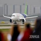 중국,여객기,에어버스,보잉,미국,구매,동방항공