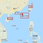 대만,훈련,프라타스,군도,실사격,남중국해
