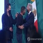 대통령,남성,멕시코,오브,로페스