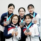 컬링,국가대표,성공,여자,대회