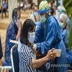 접종,인도네시아,백신,하루,100만,전날