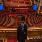 홍콩,선거,제도,전인대,중국,행정장관,선출