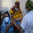 백신,접종,방글라데시,인도