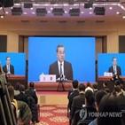 질문,중국,문제,관련,한국