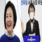 후보,시민,단일화,박영선,생각,서울시
