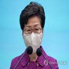 홍콩,선거제,선거,개편,중국,입법회,의원