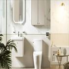 리바트,욕실,라인,현대리바트,타일,인테리어,리모델링,바스,전시장,브랜드