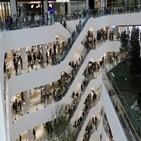 백화점,개점,점포,이후,코로나19,소비자,매출,서울