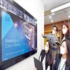 기업,시스코,한국,근무,협업,보안,원격,위해,소프트웨어,코로나19