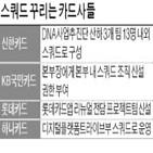 스쿼드,조직,신한카드,운영,플랫폼,팀장