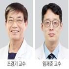 환자,면역세포치료제,생존기간,재발성,교모세포종