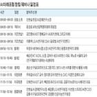 한국,예정,과제,주제,현장,온라인