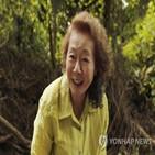 후보,미나리,윤여정,아시아,오스카