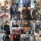 펜트하우스2,대본,배우,웃음,촬영