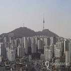 공시가격,종부세,상승률,차이,각각,올해,대상,서울,작년,집값
