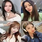 유정,유나,매력,스타일링,민영,브레이브걸스,은지