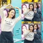 광자매,오케이,전혜빈,촬영장,사진