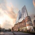 테라타워,영통,상업시설,현대,브루클린381,뉴트로,과거