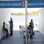 칠레,접종,확진,백신,국민,코로나19