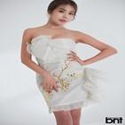 김지나,드레스,화보